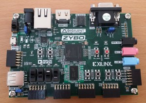 Digilent ZYBO Board