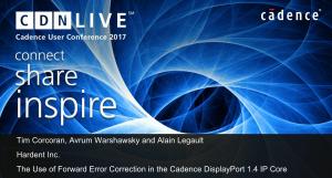CDNLive SV 2017