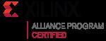 Xilinx APC logo