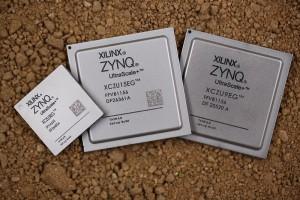 Zynq UltraScale+ MPSoC Chips