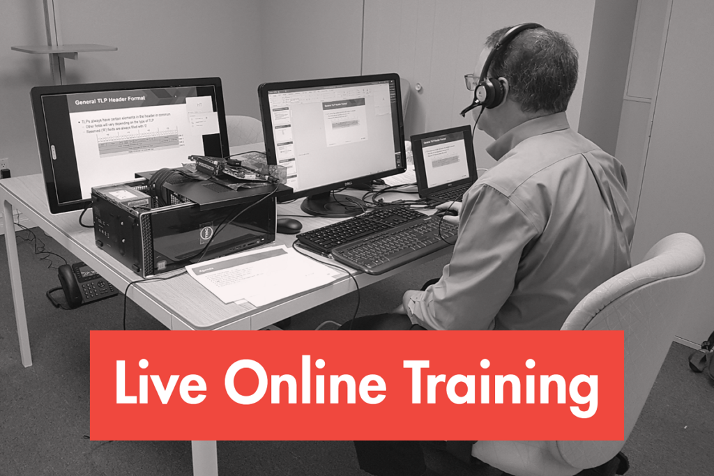 Live online training: Xilinx online training, online verification training, FPGA online training courses
