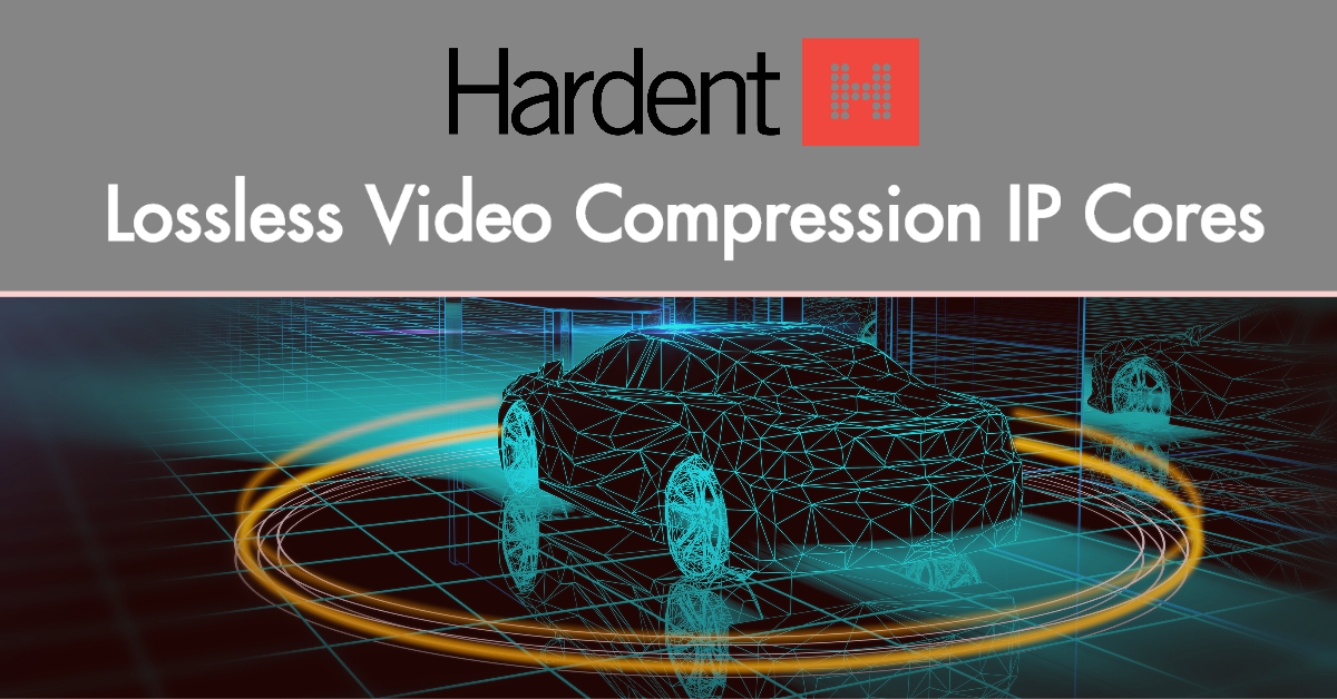 Mathematically Lossless Video Compression IP Cores