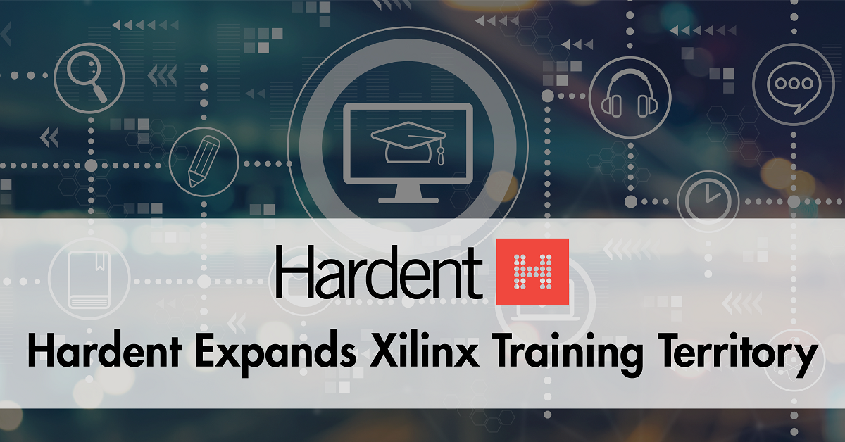 Hardent Expands Xilinx Training in the USA